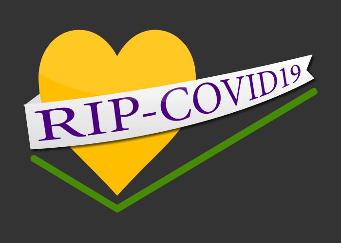 Sponsoring RIP- COVID19